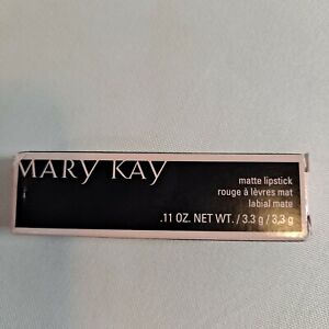 Mary Kay Matte Lipstick TNCIUS TAUPE Limited Edition NEW  Discontinued