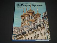 1973 THE PALACES OF LENINGRAD BY VICTOR & AUDREY KENNETT BOOK - I 927