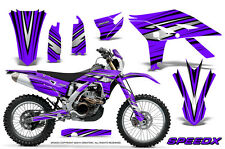 YAMAHA WR450F 2012-2013-2014 GRAPHICS KIT CREATORX DECALS SPEEDX BPRNP