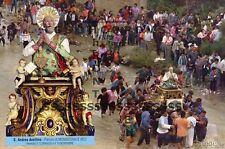 Monasterace RC - Santino cartolina SANT'ANDREA AVELLINO - PERFETTO