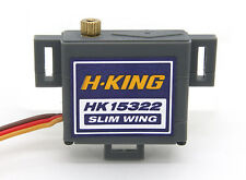 HK15322MG Digital Slim Wing Servo 19g / 1.75kg / 0.10s -  orangeRX -uk