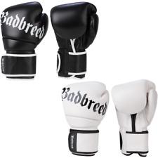 Badbreed Legion Boxing Gloves Muay Thai Kickboxing MMA Sparring Pad Bag Work