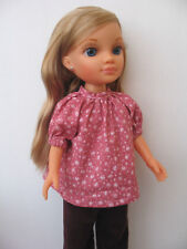 """Clothes for Nancy famosa 17"""" Doll Top,Pants"""
