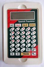 Seiko DF-210, calculadora, Agenda T. y traductor Español  retro- coleccionista