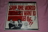 Stop The World I Want To Get Off - Original Soundtrack - FAST SHIPPING!!