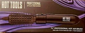 """HOT TOOLS PROFESSIONAL 11/2"""" HOT AIR BRUSH AUTHENTIC WITH 7 YEAR WARRANTY HT1573"""