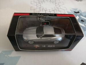 Voiture Miniature Jaguar XK High Speed au 1/43