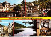 Grüße aus Monschau / Eifel ( Montjoie ) ,AK 1982 gel.