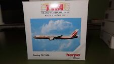 Herpa Wings 1:500 503761 TWA Boeing 757-200