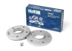 H&R Trak+ 25mm DRM Wheel Adaptor Bolt 5/108 Center Bore 65 Stud Thread 12x1.5 -