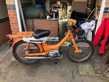 Honda PC 50 moped.  Dry Barn Find, runs and rides well, Tax & MOT Exempt.