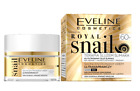 EVELINE COSMETICS ROYAL SNAIL CONCENTRATED FACE CREAM ULTRA REPAIR DAY NIGHT 60+