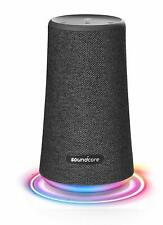 Anker Soundcore Flare+ Black Portable Bluetooth 360 Speaker All-Round Sound