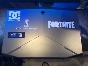Alienware 18 i7-4800MQ 120 GB SSD 16Gb Dual Nvidia GTX 765M Win10 Gaming Laptop