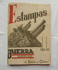 LIBRO ALBUM FOTO FOTOGRAFIA GUERRA CIVILE ESPANA SPAGNA FASCISTA CTV LEGIONARI