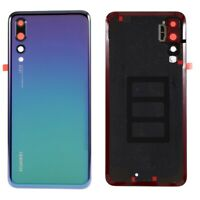 OEM Back Battery Housing Cover with Adhesive Sticker for Huawei P20 Pro
