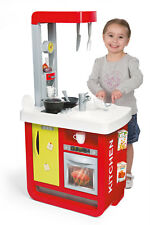 Smoby Tefal Chef Cook Spielküche Kinder Küche ab 3 Jahre Spielzeug Zubehör