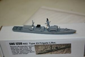 Life ex Type 23 HMS Argyll  F231 New model in metal in 1250 scale CNCollectables