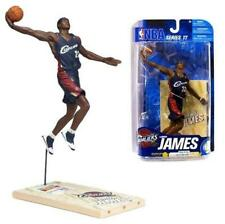 "NBA Basketball Series 17 Lebron James Cleveland Cavaliers 6"" Figure  12"