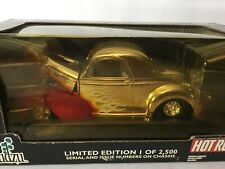 Racing Champions 1:24 Hot Rod 1941 Willys Limited Edition