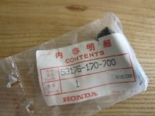 Honda NOS 53176-170-700 COVER, R. H. LEVER NA50 NC50 NX50 Z50 XR50 CRF50 NPS50