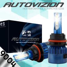 AUTOVIZION LED Headlight Conversion kit 9004 HB1 6000K 1988-1992 Audi 80 Quattro