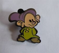 Disney Trading Pin 119511 Cute Stylized Characters Mystery Pin Pack - Dopey