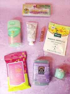 Womens Personal Care Beauty Bundle LOT Cleansing Bath Soap Lotion Deodorant NEW