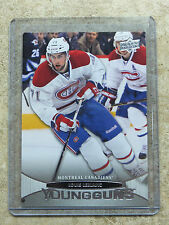 11-12 UD Serie 2 Young Guns YG LOUIS LEBLANC Rookie RC #476