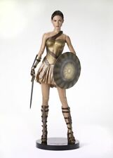WONDER WOMAN TRAINING ARMOR DELUXE EDITION SWORD, SHIELD, STAND TONNER DOLL