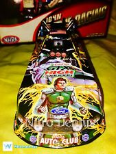 "NHRA JOHN FORCE 1:24 Diecast COMIC BOOK Funny Car NITRO 2012 Drag Racing ""RARE"""