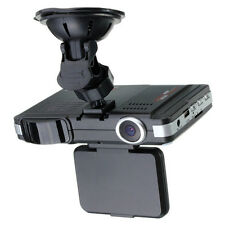 2 in 1 Car Dvr Dash Camera Recorder+ Radar Laser speed Detector Trafic Alert Hot
