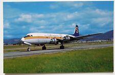 Lineas Aereas Suramericanas Douglas DC-6A Postcard