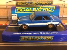 Scalextric Ford Escort Mk1 Fast & Furious (Rare Mk1) (C3592) Brand New Boxed