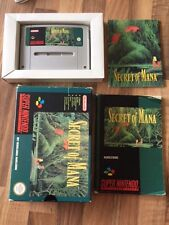 Super Nes :    SECRET OF MANA           PAL FR   (MANUEL HOLLANDAIS)