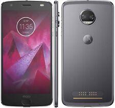 Motorola Moto Z Force 2nd Generation - 64 GB - Lunar Grey (T-Mobile) Smartphone