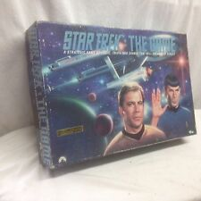 STAR TREK : THE GAME Vintage Board Game Collectors Edition Complete!