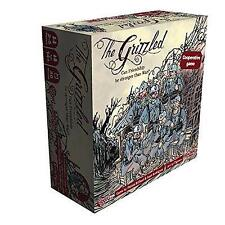 The Grizzled Cooperative Card Game COL GRZ001