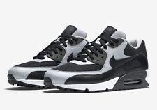 Nike Air Max 90 Essential Black Grey Uk Size 7 Eur 41 537384-053