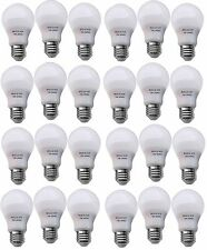 24 Pack Bioluz LED A19 40 Watt Equiv Soft White (2700K) LED Light Bulb