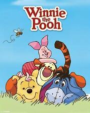 Winnie THE POOH: caratteri-MINI POSTER 40cm x 50cm (nuovo e sigillato)
