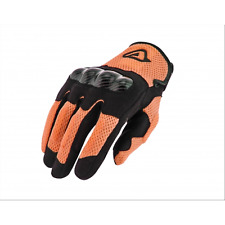 GUANTI ACERBIS CROSS ENDURO RAMSEY MY VENTED GLOVES TAGLIA L ARANCIONE
