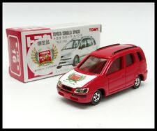 TOMICA 30th Limited #16 TOYOTA COROLLA SPACIO 1/58 TOMY DIECAST CAR  NEW RED