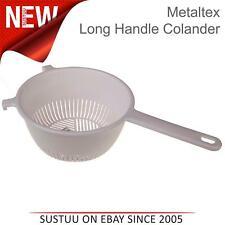 Metaltex Polyprop Colander with Long Handle