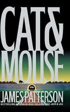 Alex Cross: Cat and Mouse No. 4 by James Patterson (1997, Hardcover)