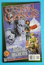 Eternal Warriors #2 Digital Alchemy Valiant / Acclaim Comics 1997