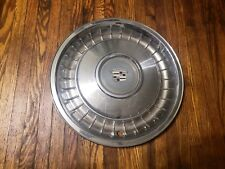 """(1) OEM 1986-93 Cadillac Fleetwood Brougham RWD 15"""" Deluxe Hubcap Wheel Cover #A"""