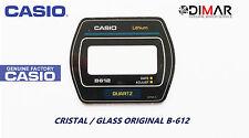 VINTAGE GLASS CASIO B-612 NOS