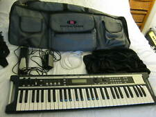 X50 61-Key Music Synthesizer TESTED WORKING with Softcase, Power cable & Pedal
