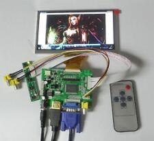 Remote Control HDMI+VGA+2AV+REAR View+Ler BOARD+6.5INCH 800*480 AT065TN14 Lcd vl